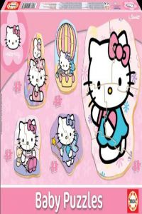 Hello kitty baby puzzles