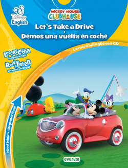 Disney English. Let's Take a Drive. Demos una vuelta en coche. Nivel b�sico. Beginner level