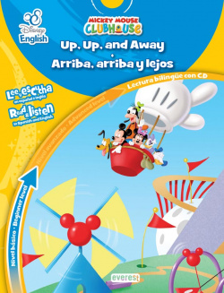 Disney English. Up, Up and Away. Arriba, arriba y lejos. Nivel b�sico. Beginner level