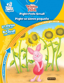 Disney English. Piglet Feels Small. Piglet se siente peque�o. Nivel b�sico. Beginner level