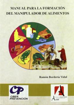 Manual formacion manipulador alimentos -  Borderia, Ramon