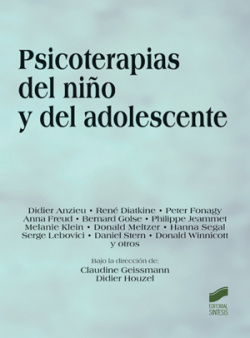 Psicoterapias del ni - Geissmann, Claudine